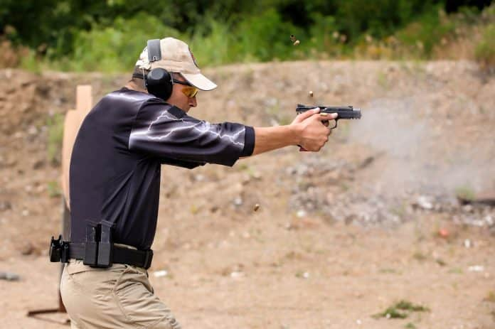 Shooting on the Move: Realistic or Range Fantasy?