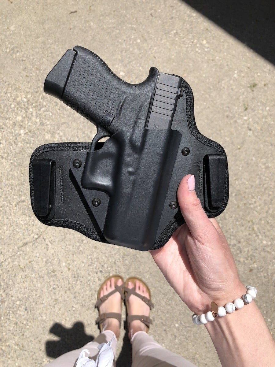 Tactica IWB Holster