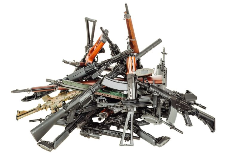 """On the Invention of """"Assault Weapons"""" and Their Subsequent Ban"""