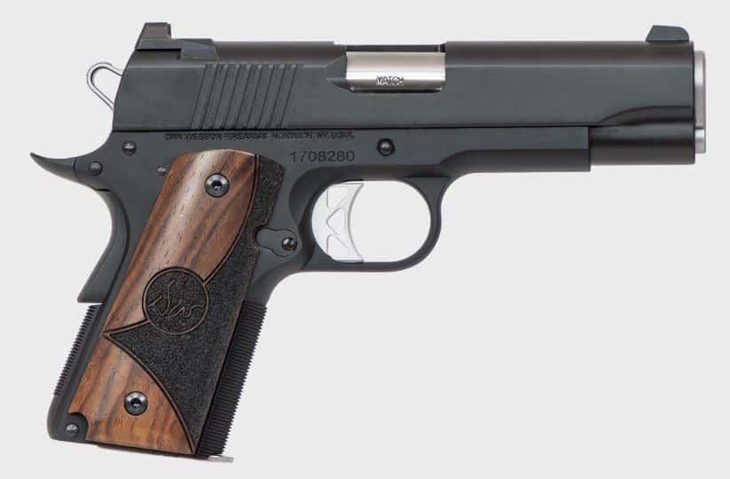 Dan Wesson Vigil CCO 9mm 1911 - Right-Side