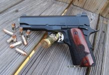 Dan Wesson Vigil CCO 9mm 1911 Review
