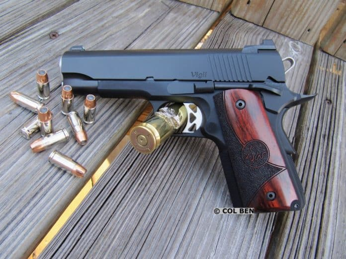 Dan Wesson Vigil CCO 9mm 1911 Review