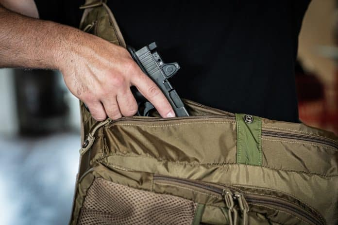 Off-Body Carry: Careful Considerations
