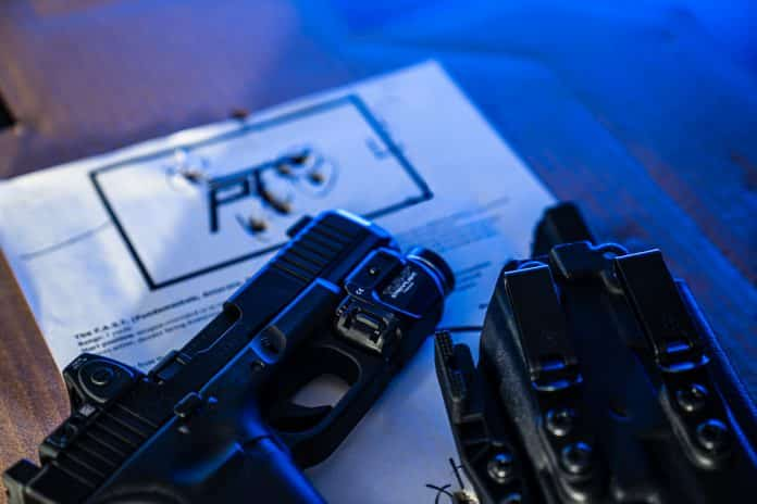 Shooting Small: The Demand for Accuracy in Self-Defense