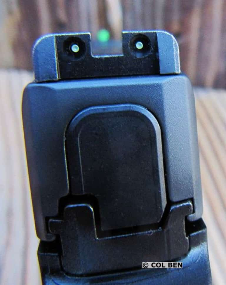 Sig Sauer P365 XL XRAY3 Day-Night Tritium Steel Sights