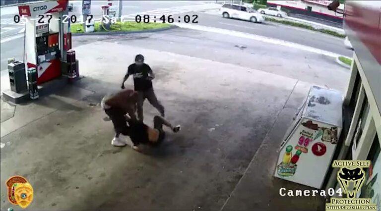 PSA: Don't Chase Criminals