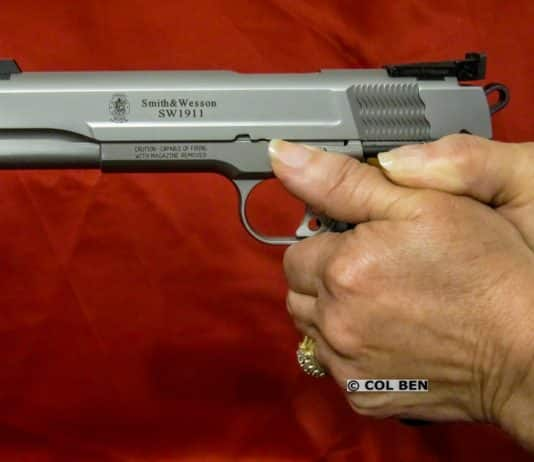 A Basic Checklist and Suggestions to Help Your Handgun Grip