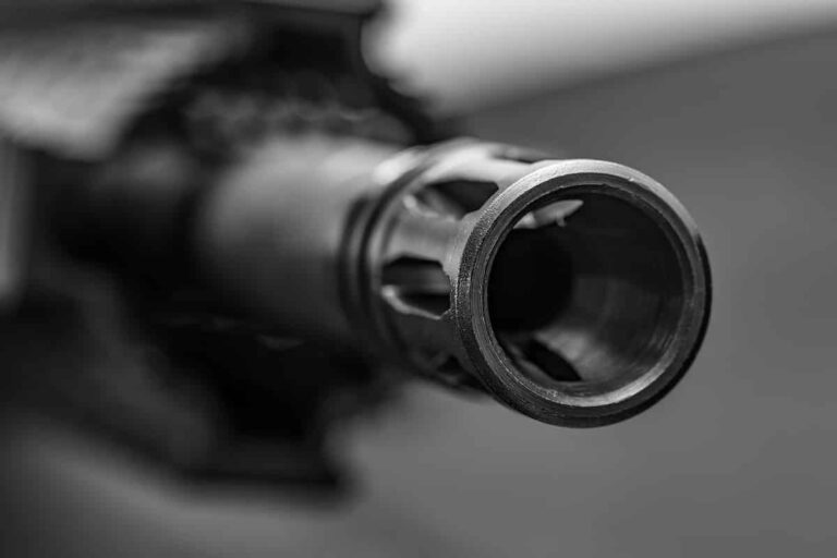Homeowner Defends Himself from 4 Attackers with AR-15, Killing Two