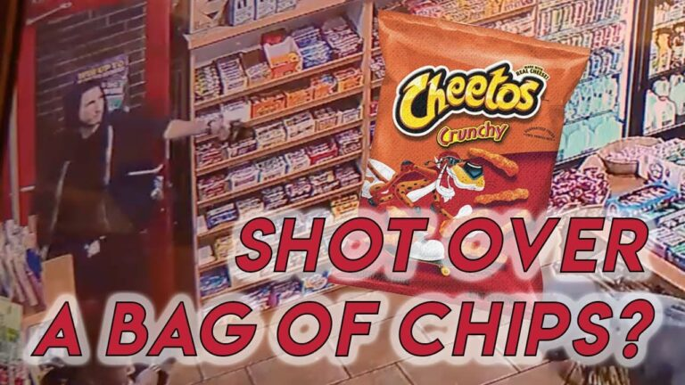 Shot Over a Bag of Chips | Lessons We Can Learn