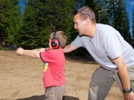 Safely Coaching New Shooters