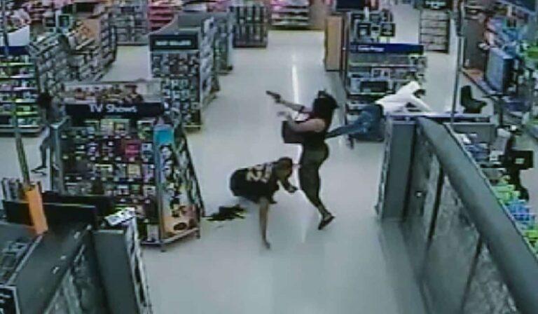 Walmart CCW Shooting Security Footage Breakdown