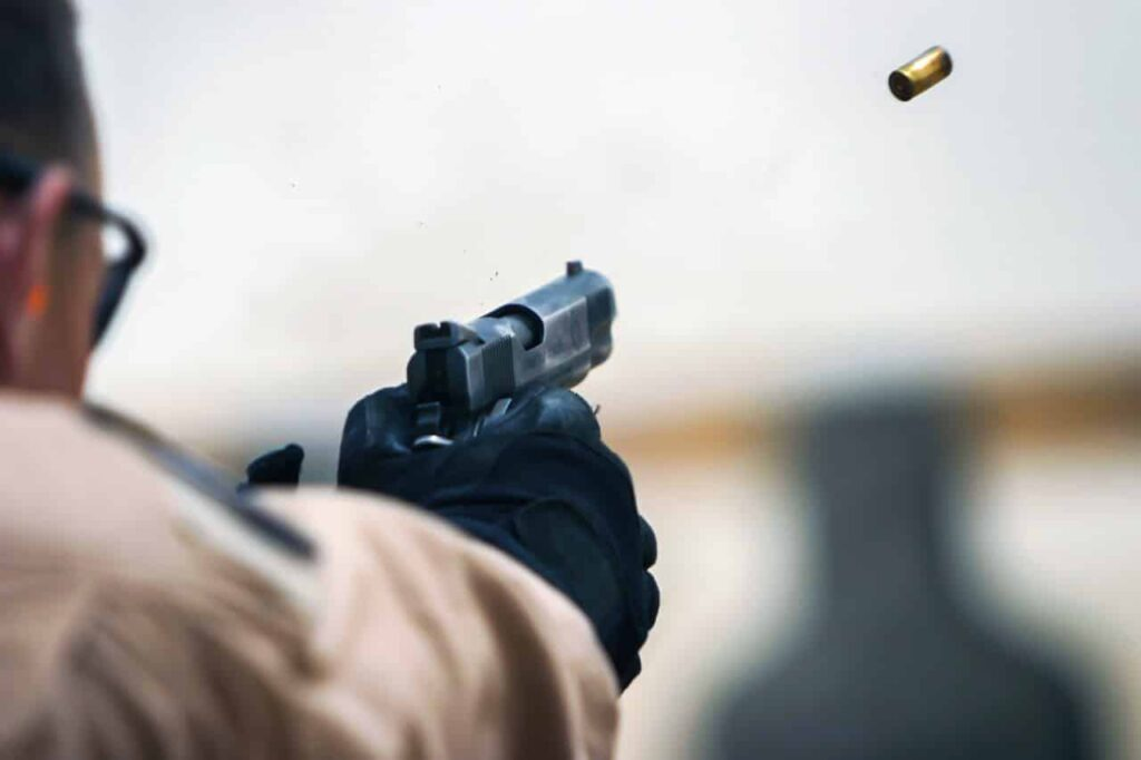 Ammunition Testing