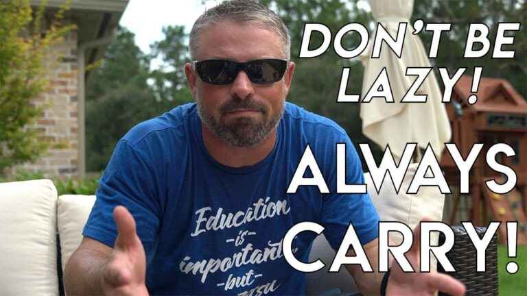 """Don't Be Lazy 