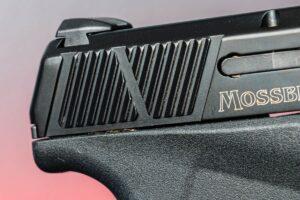 Mossberg MC1sc Rear Slide Serrations