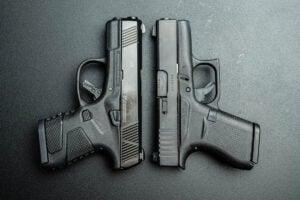 Mossberg MC1sc vs. Glock 43