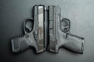 Mossberg MC1sc vs. S&W M&P9 Shield