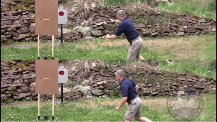 "Top 3 ""Getting Off The 'X'"" Myths About Shooting On The Move"