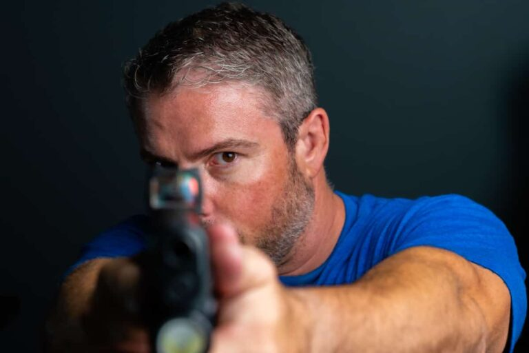 Shooting Pistols and Eye Dominance: Cross-Dominance Solutions