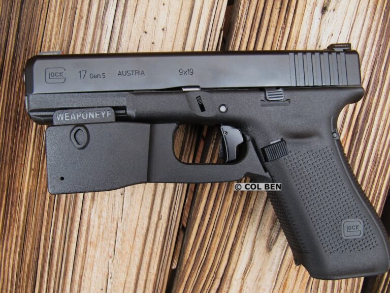 Weapon-Mounted Cameras for Concealed Carry