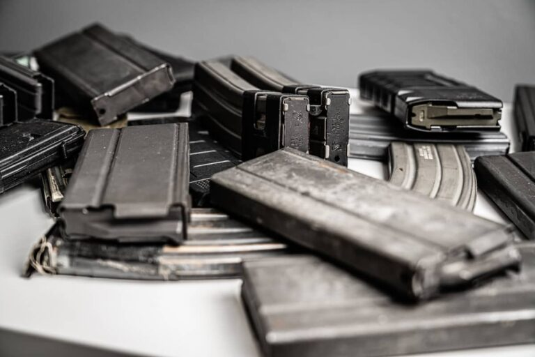 New Jersey Gun Owners Paying to Store Banned High-Capacity Magazines