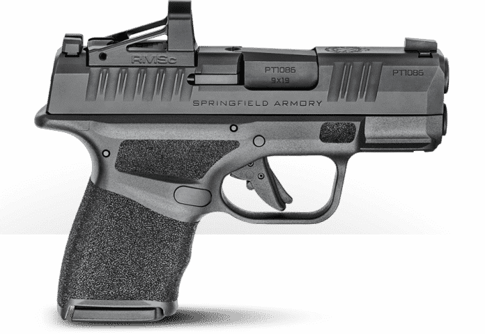 Springfield Armory Announces the Hellcat 3