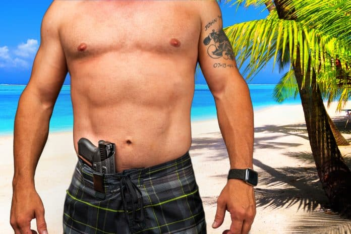 Armed on Vacation: Safety Considerations