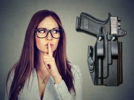 Concealed Carry Discretion: Keep Your Firearms Hidden, Beyond Just Concealment