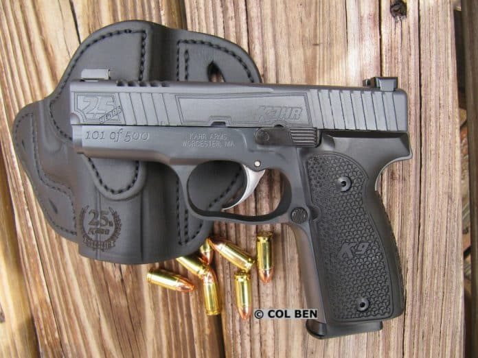 Kahr 25th Anniversary K9 Limited Edition Review