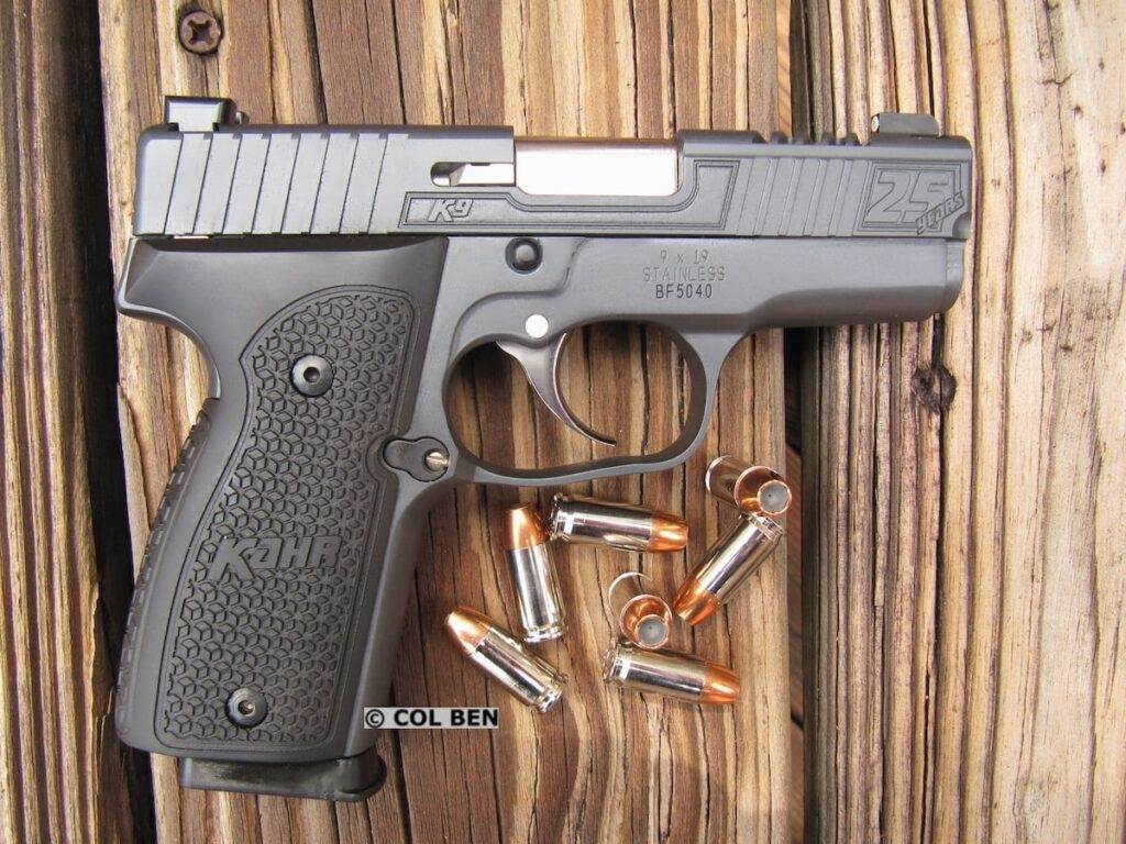 Kahr 25th Anniversary K9 Review
