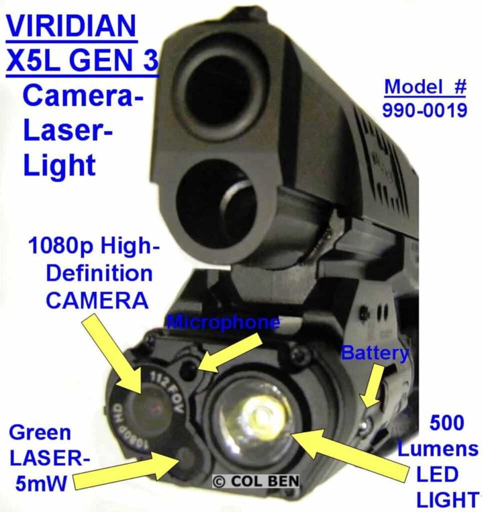 Viridian X5L Camera Review