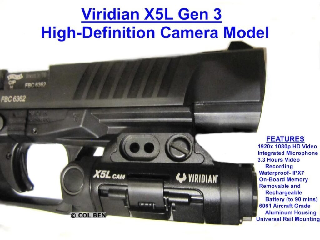 Viridian X5L Features
