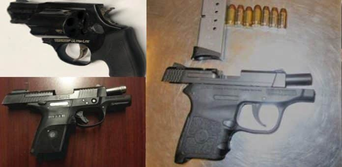 3 Women Caught with Guns in 3 Days at 3 Different Airports