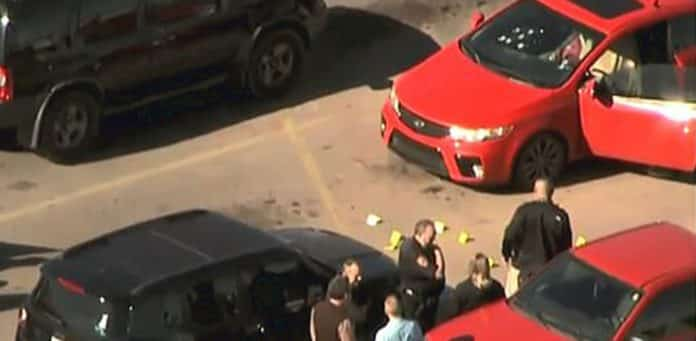 Armed Citizen Stops Oklahoma Walmart Shooting
