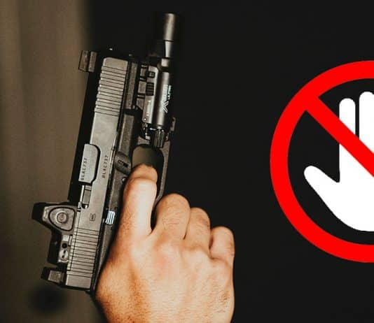 Armed Citizens Firing Warning Shots Again | One May Be Charged