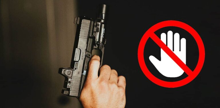 Armed Citizens Firing Warning Shots Again   One May Be Charged