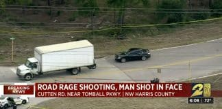 Concealed Carrier Shoots Man in Face During Road Rage Incident