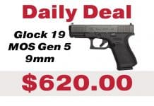 Daily Deal: Glock 19 MOS Gen 5