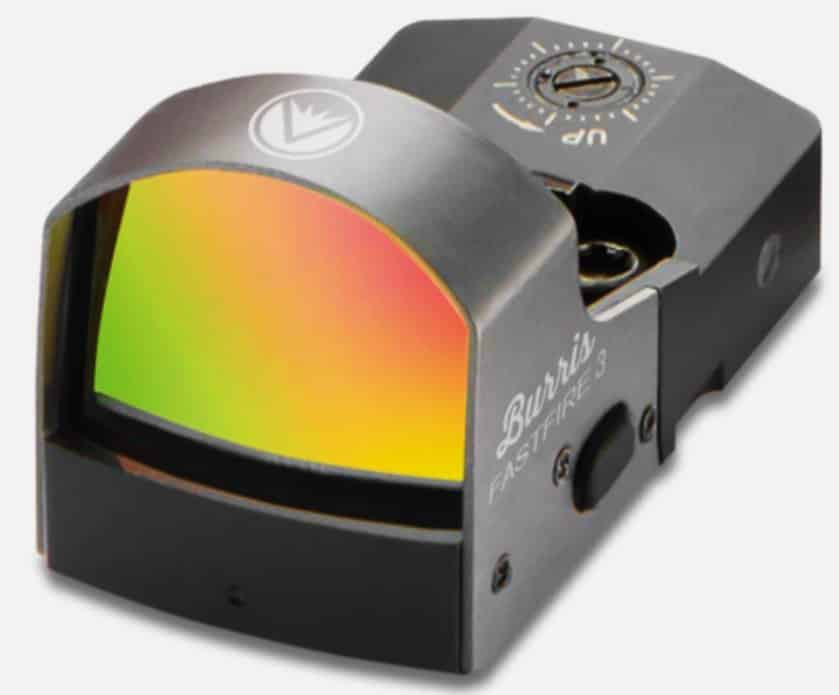 Burris Fastfire 3 Mini Red Dot Sight for FMK 9C1 Gen 2 Elite Pro 9mm Pistol