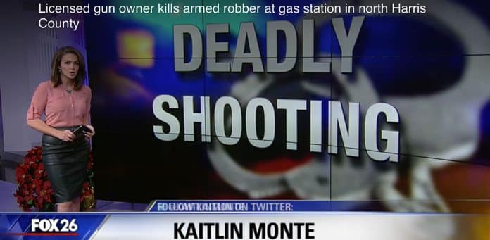 Concealed Carrier Wins Shootout with Attempted Robber