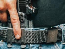 3 Considerations When Choosing a Gun Belt