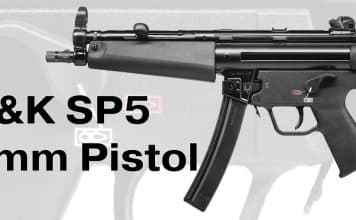 H&K SP5 Review: Finally, A Civilian Version of the MP5