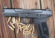 [FIRST REVIEW] Ruger-57 5.7x28 mm Pistol