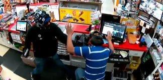 Veteran Clerk Shoots Armed Robber Dead   DGU Breakdown