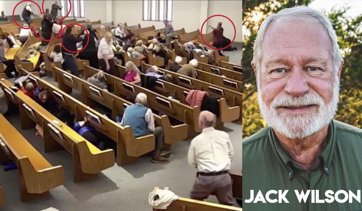 What Christ of We  | West One Freeway Church Shooting Know
