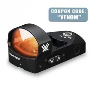 Vortex Venom 3 MOA Red Dot