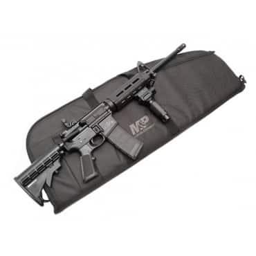 Smith & Wesson M&P 15 Sport II 5.56 NATO Rifle w/ Gun Case and Vertical Grip/Light