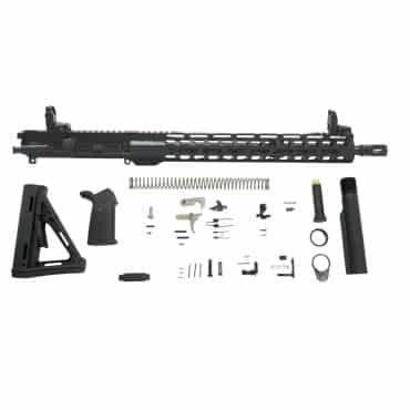 PSA 16″ Rifle Kit – $359.99 (Reg. $649.99)