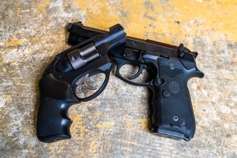 Double-Action Pistols: Still Relevant in the Age of Striker-Fired Handguns?