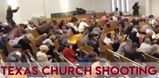 Texas Church Shooting After Action Report [GRAPHIC CONTENT]