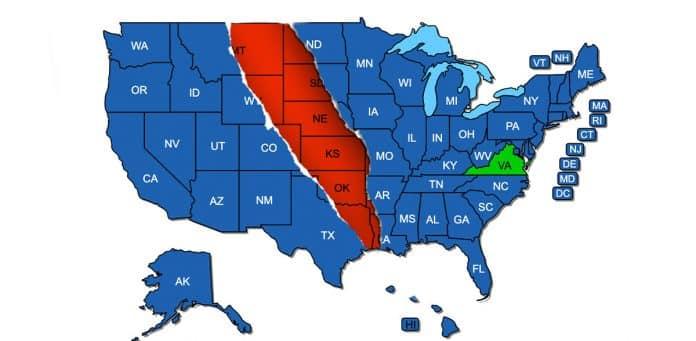 New Bill Could Kill Virginia's CCW Reciprocity
